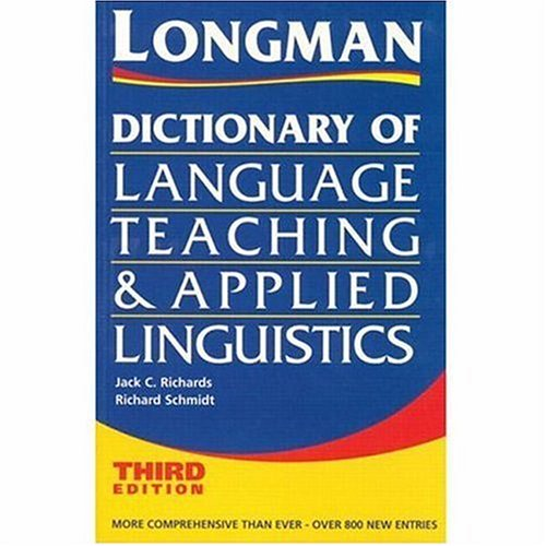 And pdf linguistics of longman applied language dictionary teaching