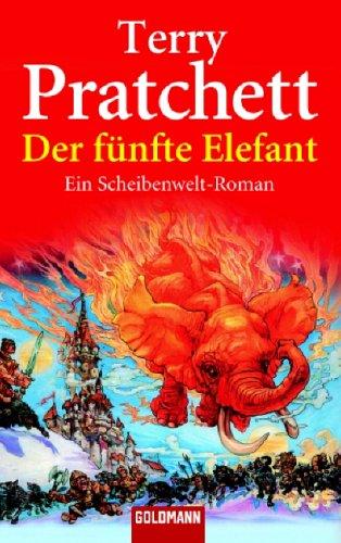Der fünfte Elefant (Scheibenwelt, #24)