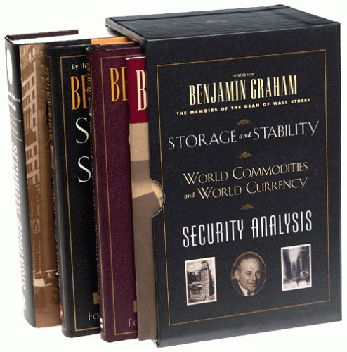 The Benjamin Graham Classic Collection