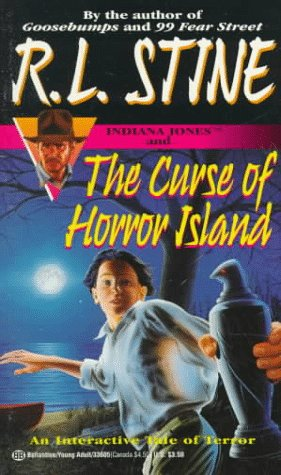 Indiana Jones and the Curse of Horror Island (Indiana Jones: Find Your Fate, #1)
