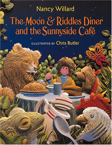 The Moon & Riddles Diner and the Sunnyside Café