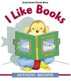 I Like Books by Anthony Browne