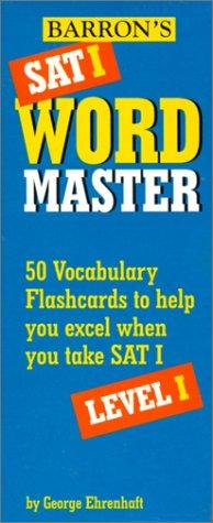 SAT I Wordmaster, Level I