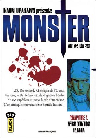 Monster, Chapitre 01 : Herr Doktor Tenma (Monster, #01)