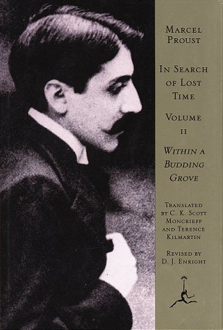 Within a Budding Grove by Marcel Proust