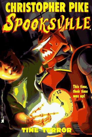 Spooksville Series Shelf