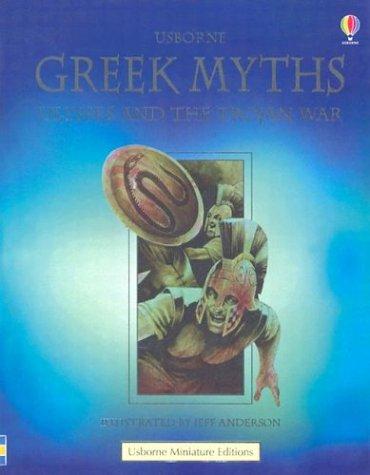 Ulysses and the Trojan War ~ Greek Myths (Usborne Gift Book)