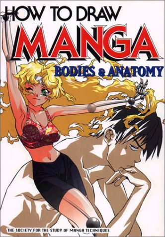 How to Draw Manga, Volume 4 by The Society For The Study O...