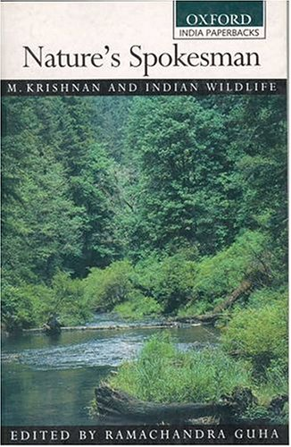 Nature's Spokesman: M. Krishnan and Indian Wildlife
