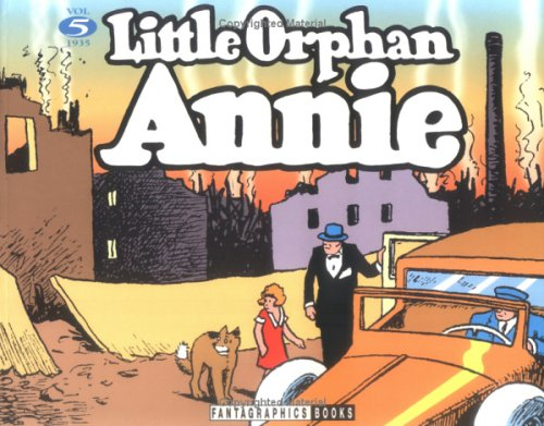 harold gray little orphan annie