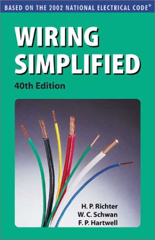 Wiring Simplified by H.P. Richter