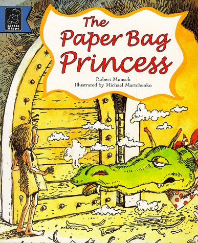 Image result for paper bag princess book