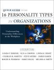 Quick Guide To The 16 Personality Types In Organizations by Charles C. Martin