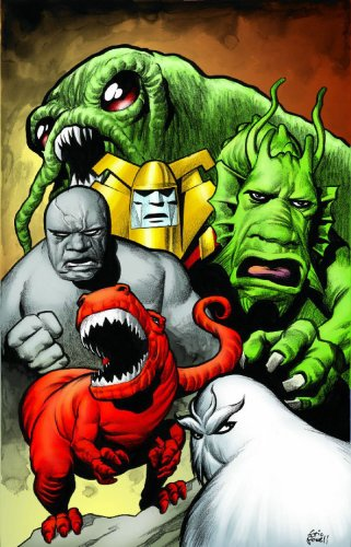 Marvel Monsters