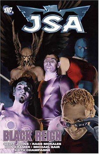 JSA, Vol. 8: Black Reign