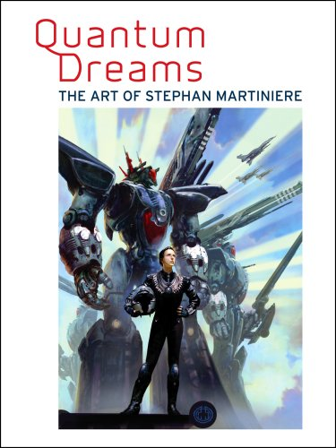 Quantum Dreams: The Art of Stephan Martiniere
