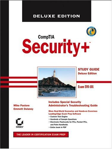 CompTIA Security+: Study Guide: Exam SYO-101 [With CD-ROM]
