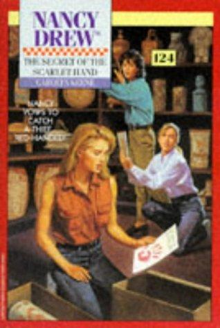 The Secret of the Scarlet Hand (Nancy Drew, #124)