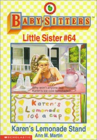 Karen's Lemonade Stand by Ann M. Martin