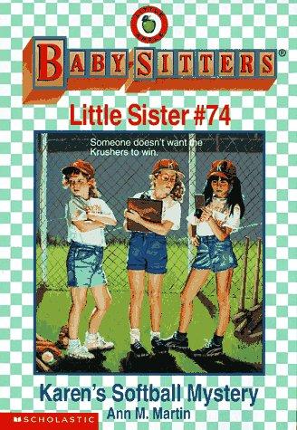 Ebook Karen's Softball Mystery by Ann M. Martin TXT!