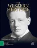 Ebook The Western Heritage Vol 2 chapters 13-30 by Donald Kagan PDF!