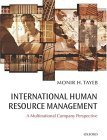 International Human Resource Management: A Multinational Company Perspective