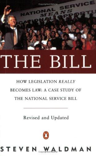 The Bill by Stephen Waldman