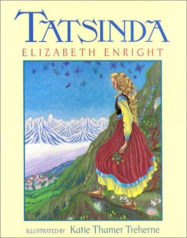Tatsinda by Elizabeth Enright