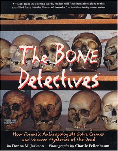 bone detectives The bone detectives has 75 ratings and 13 reviews emyrose8 said: 45- suuuper interesting, especially since i've been watching episodes of the tv show.