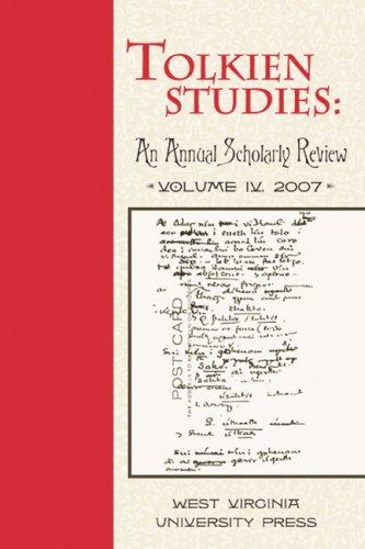 Tolkien Studies by Michael D.C. Drout