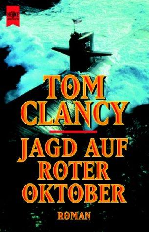 Jagd auf Roter Oktober (Jack Ryan, #3)