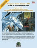 Vault of the Dragon Kings (Dungeon Crawl Classics #30)