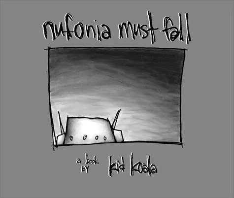 Nufonia must fall with cd by kid koala 574893 fandeluxe Image collections