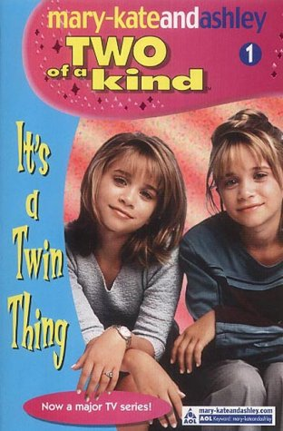 It's a Twin Thing (Two of a Kind, #1)
