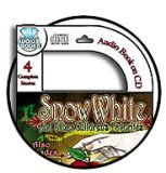 Snow White and Other Children's Favorites (Audio Books on CD, Number 5 of 24)
