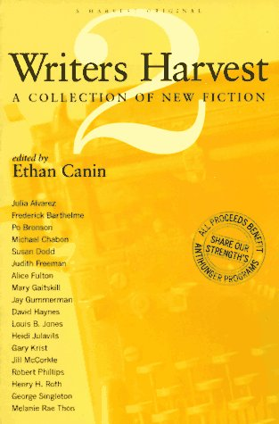 Writers Harvest, 2: A Collection of New Fiction