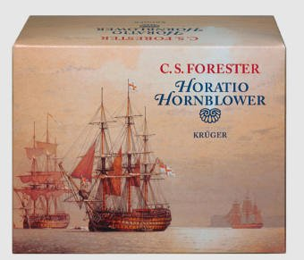 Horatio Hornblower 1 - 11. by C. S. Forester