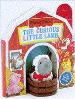 The Curious Little Lamb (Play Family Books: Mini Vinyl Pocket Play Books)
