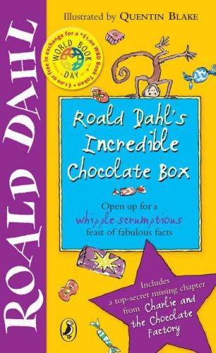 Roald Dahl's Incredible Chocolate Box