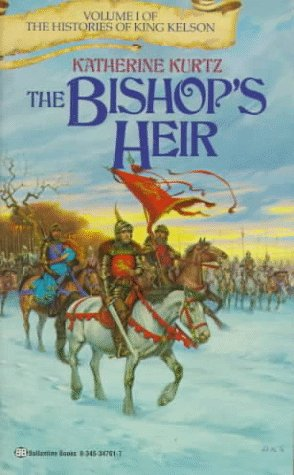 The Bishop's Heir (Histories of King Kelson, #1)