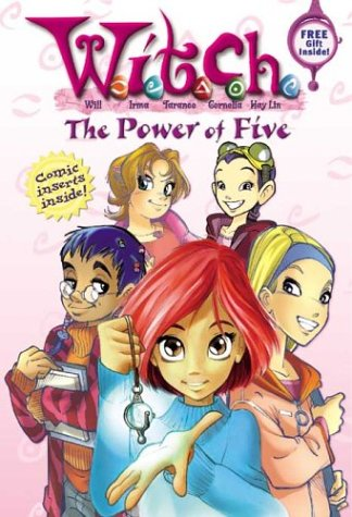 The Power of Five (W.I.T.C.H. Chapter Bo...