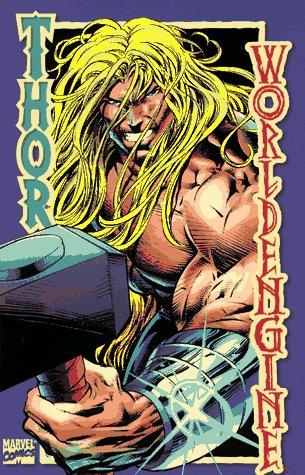 Ebook Thor: World Engine by Warren Ellis read!