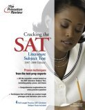 Cracking the SAT Literature Subject Test