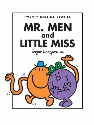Mr. Men And Little Miss Treasury