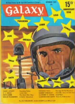 Galaxy Science Fiction: 10/65 24.1