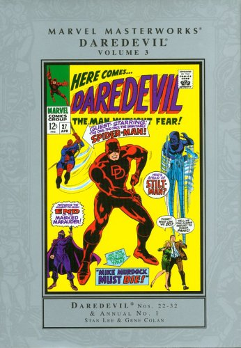 Marvel Masterworks: Daredevil, Vol. 3