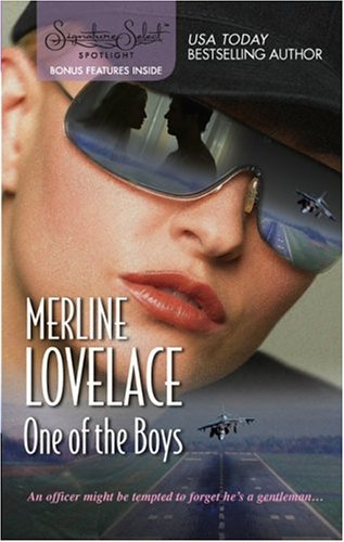 One of the Boys by Merline Lovelace