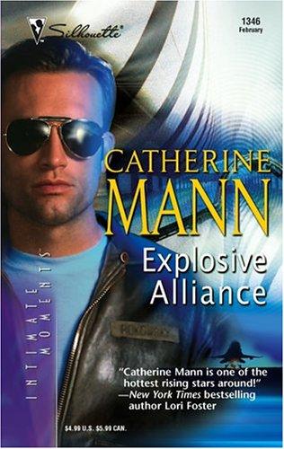 Explosive Alliance (Wingmen Warriors, #9)