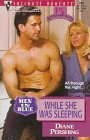 While She Was Sleeping (Men in Blue, #1)