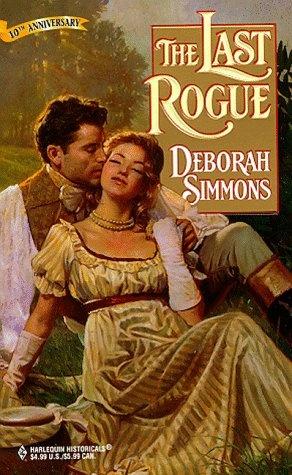 The Last Rogue by Deborah Simmons